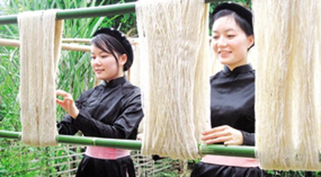 Đi tìm huyền thoại miền gái đẹp Thượng Lâm