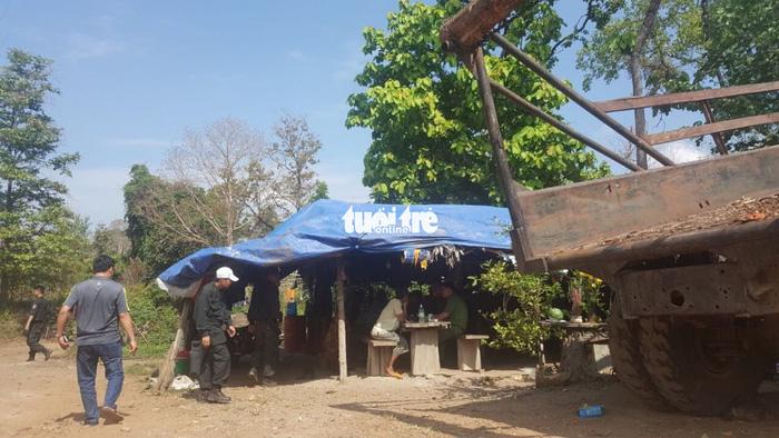 Tấn công sào huyệt lâm tặc Phượng râu tại vườn quốc gia Yok Đôn - Ảnh 3.