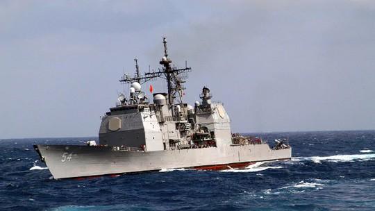 Mỹ điều chiến hạm đến gần Hoàng Sa thách thức Trung Quốc - Ảnh 2.