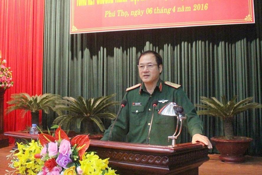 Thượng tướng Phương Minh Hòa (Ảnh: quankhu2.vn)